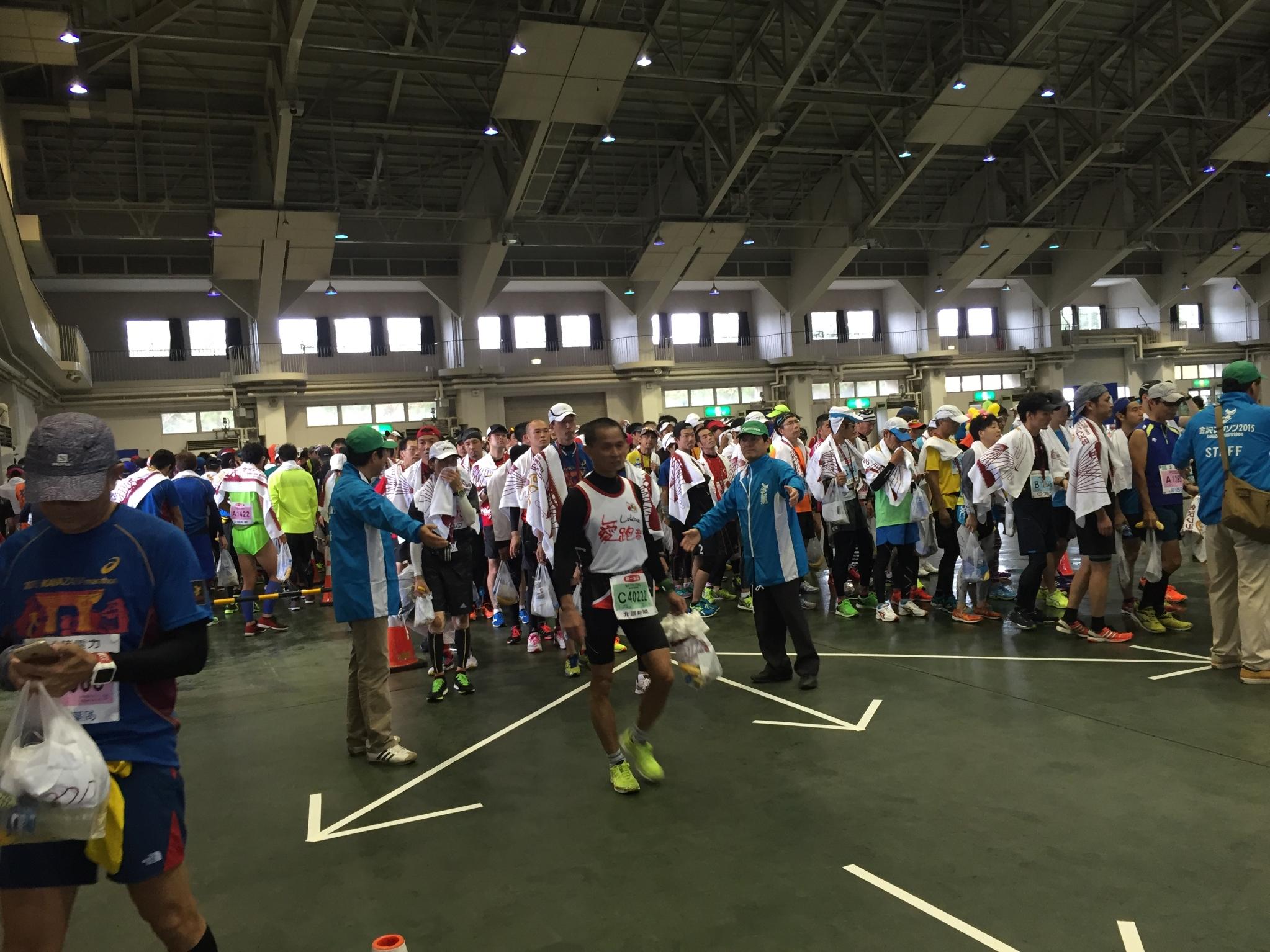 金沢マラソン11月15日01