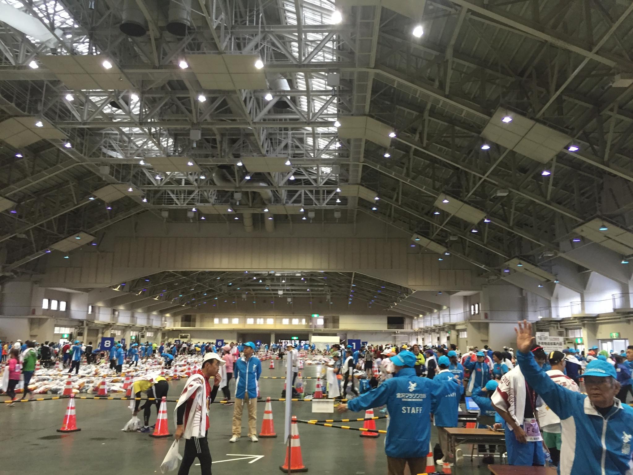 金沢マラソン11月15日02