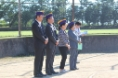 北部地区学童野球連盟40周年記念OB大会開会式04