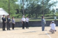北部地区学童野球連盟40周年記念OB大会開会式05