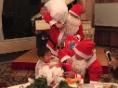クリスマス夜間例会12月25日クリスマス例会56