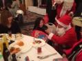 クリスマス夜間例会12月25日クリスマス例会85