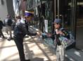 100周年記念奉仕チャレンジアイバンク街頭キャンペーン16