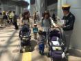 100周年記念奉仕チャレンジアイバンク街頭キャンペーン17