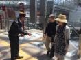 100周年記念奉仕チャレンジアイバンク街頭キャンペーン18