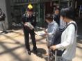 100周年記念奉仕チャレンジアイバンク街頭キャンペーン20