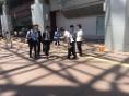 100周年記念奉仕チャレンジアイバンク街頭キャンペーン21