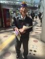 100周年記念奉仕チャレンジアイバンク街頭キャンペーン26