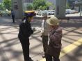 100周年記念奉仕チャレンジアイバンク街頭キャンペーン29
