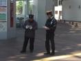 100周年記念奉仕チャレンジアイバンク街頭キャンペーン30