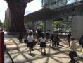 100周年記念奉仕チャレンジアイバンク街頭キャンペーン31