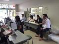 第22回 金沢向陽高等学校献血活動02