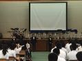 第22回 金沢向陽高等学校献血活動04