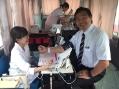 第22回 金沢向陽高等学校献血活動08