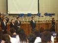 第22回 金沢向陽高等学校献血活動14