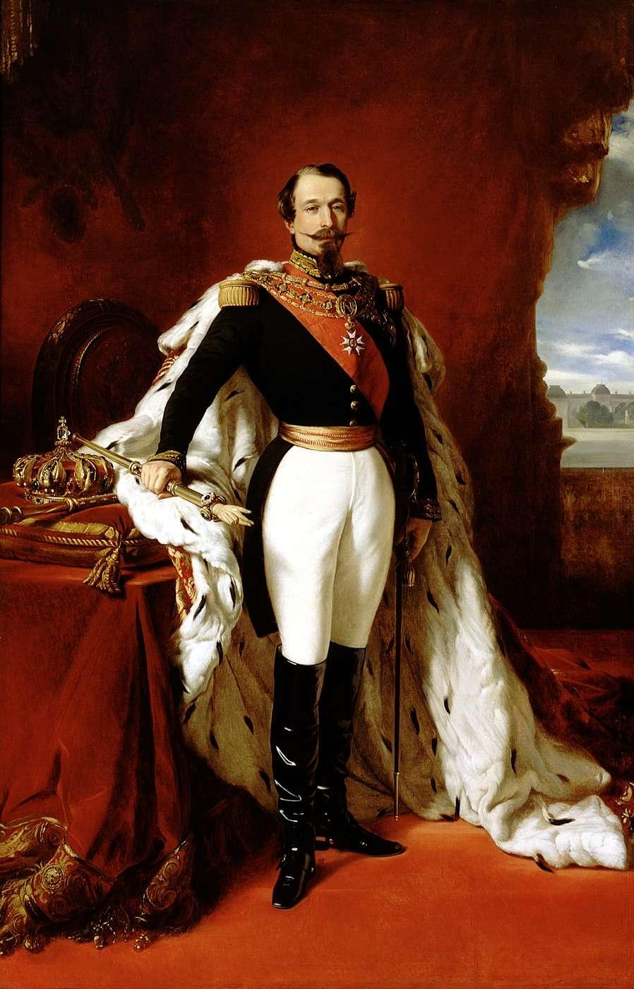 皇帝ナポレオン三世