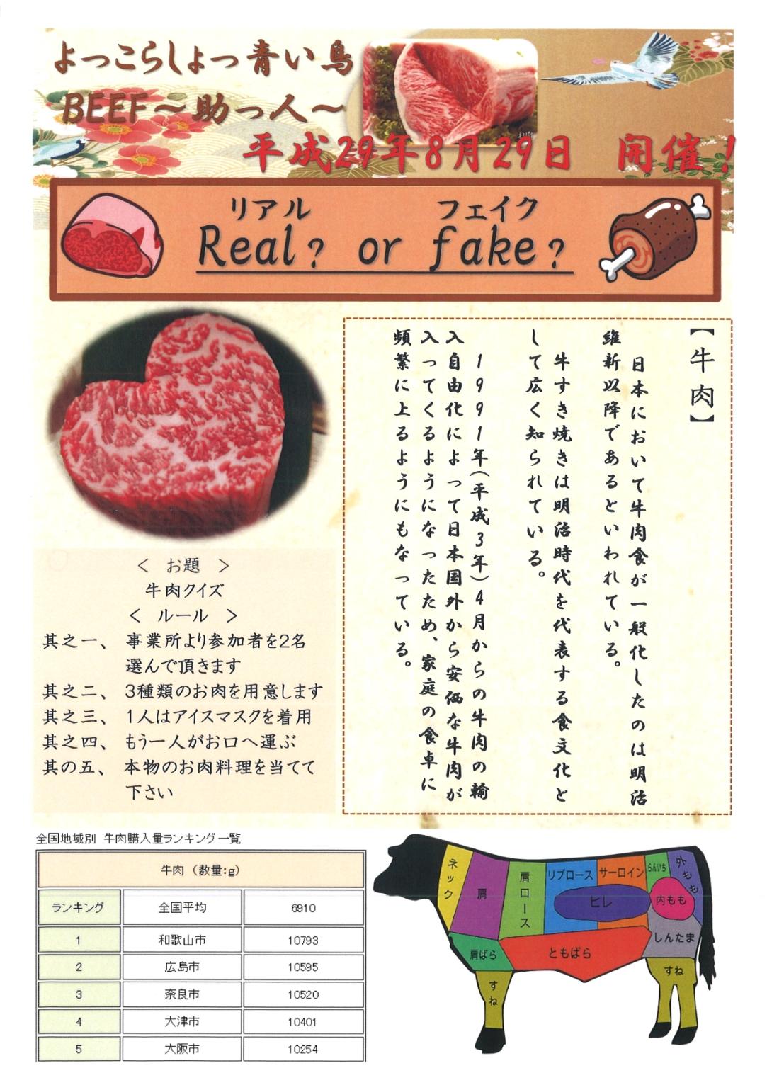 利き肉 広告