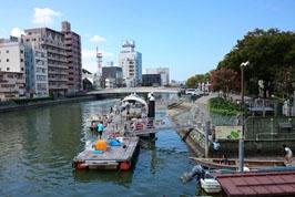 徳島のひょっこりひょうたん島