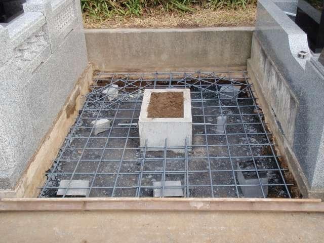 施工の流れ-配筋・鉄筋は10mmか13mm筋を使用