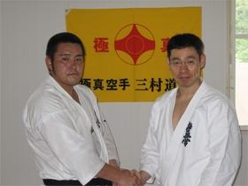 第40回全日本空手道選手権大会に於いて 谷口誠先輩が優勝されました!