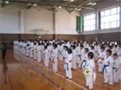 第3回九州地区交流・豊の国ゴリラカップ空手道選手権大会が行われました