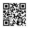 極真会館 大分県支部モバイルサイトQRコード