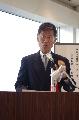 27年度事業報告 坂本武志副会長