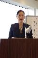 平成27年度収支決算報告 野田眞由美理事
