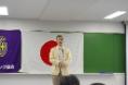 開会の辞 菊地信東北ブロック長