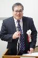閉会の辞 山田昭弘副会長
