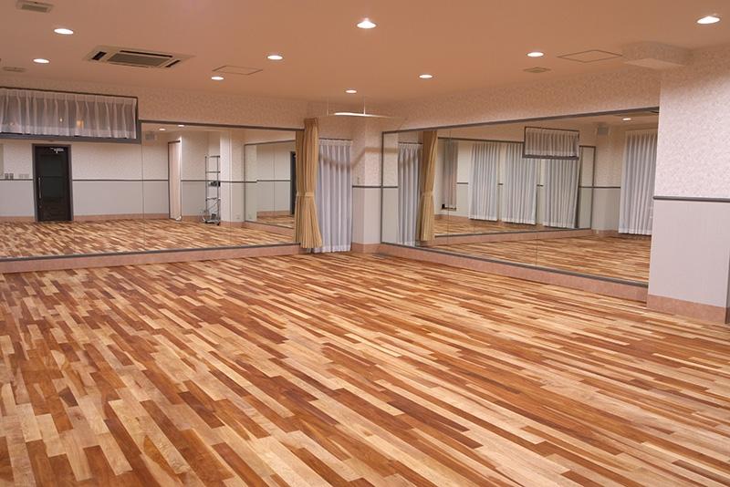 ダンススクールエメラルド_スタジオ