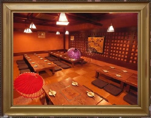 京都店 たぬき