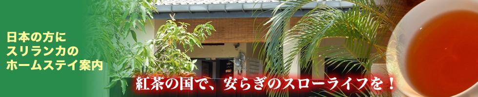 スリランカ ポリンの家