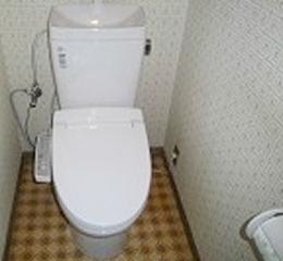 N邸トイレ後