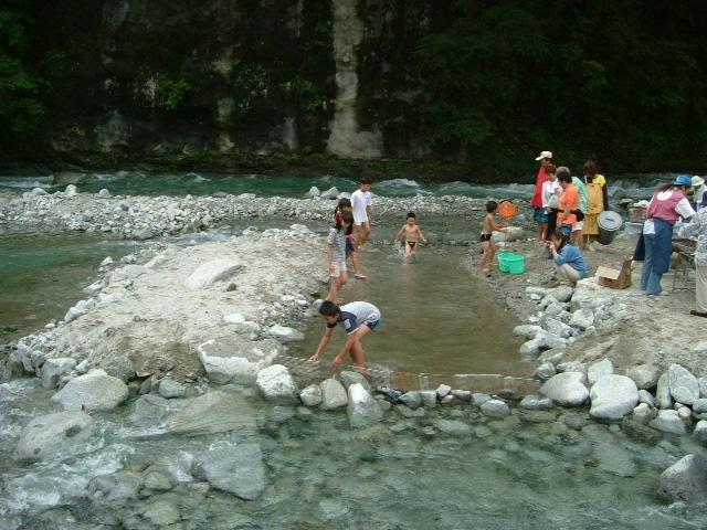 子供用川遊び場3