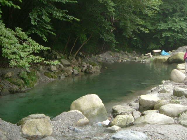 子供用川遊び場5