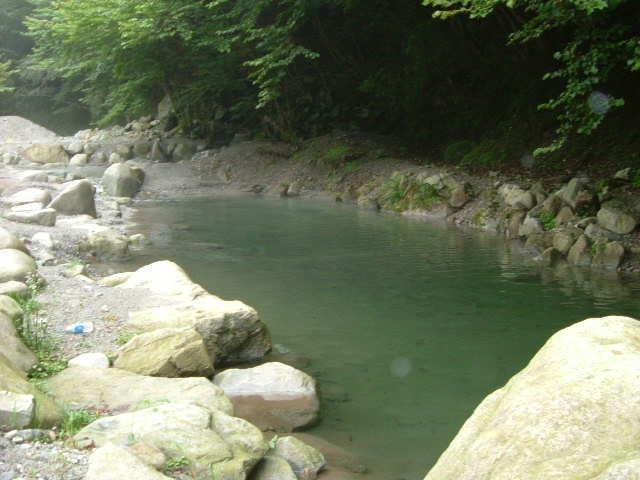 子供用川遊び場6