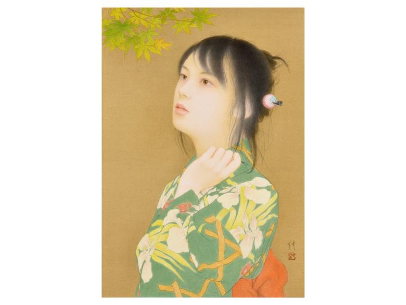 森本 純 「はぐれ雲」©Jun Morimoto