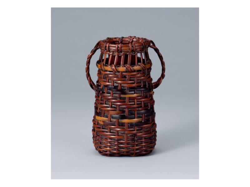 池田 瓢阿 「猿蓑籠」©Hyoa Ikeda