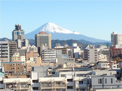 シングルB_富士山