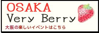 社会人サークル大阪VeryBerryのイベント情報