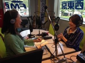 放送FM西東京