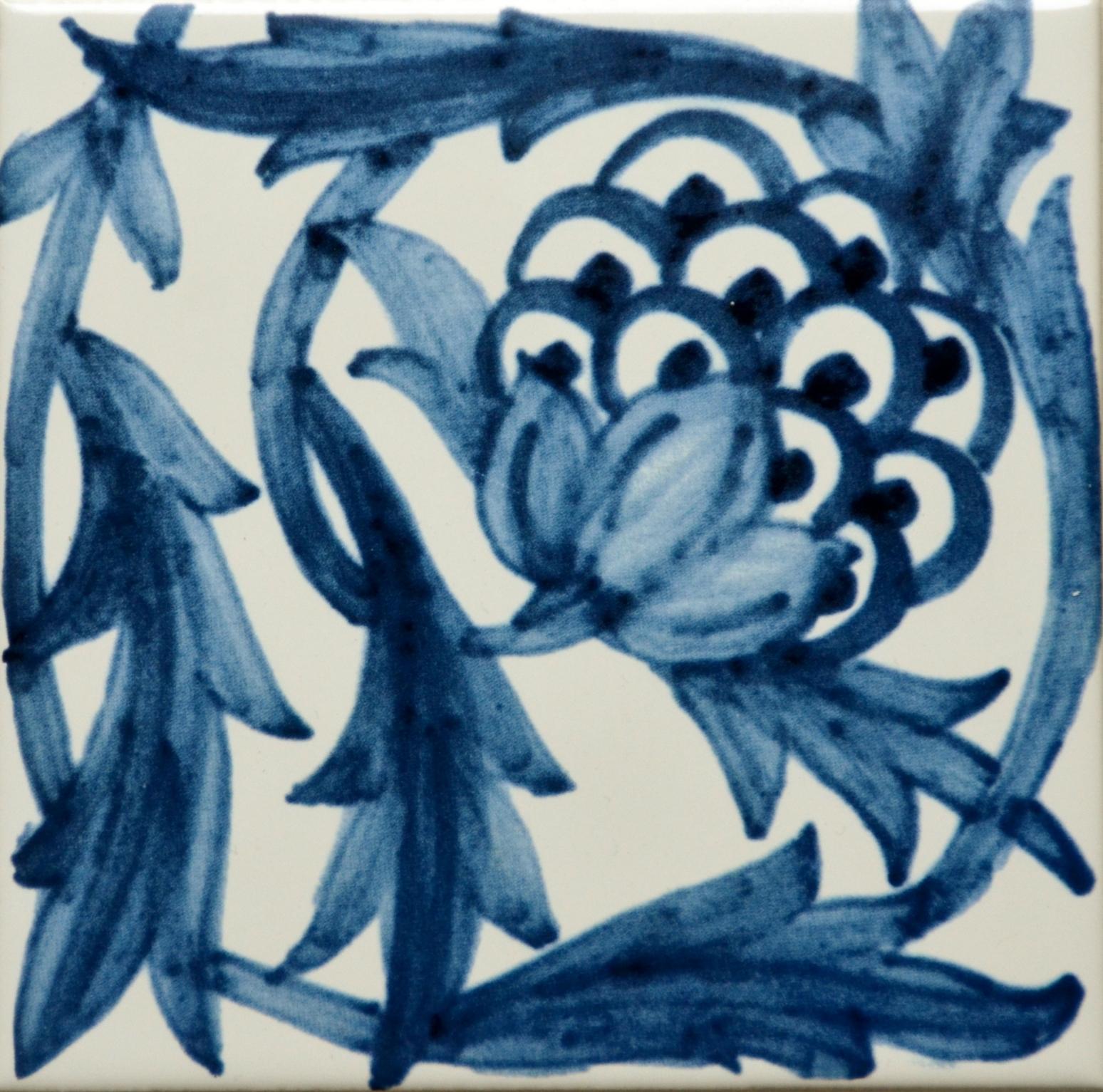 Artichoke Tile