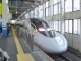 こだまに乗って広島へ