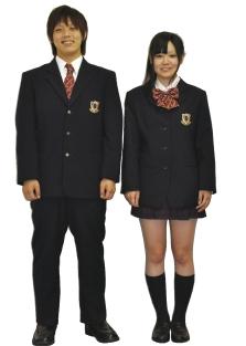 北九州自由高等学院制服