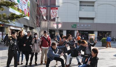 修学旅行東京2
