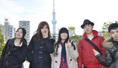 修学旅行東京3