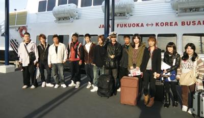 修学旅行韓国1