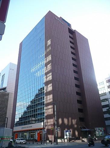 野口コイン株式会社建物外観