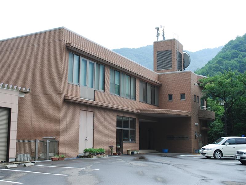我谷ダム管理事務所